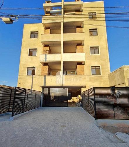 Apartamento 02 Quartos (01 Suíte) No Cruzeiro, São José Dos Pinhais - Ap3343