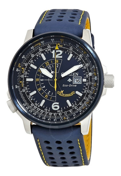 Citizen Promaster Blue Angels Us Navy Pilots - Bj7007-02l