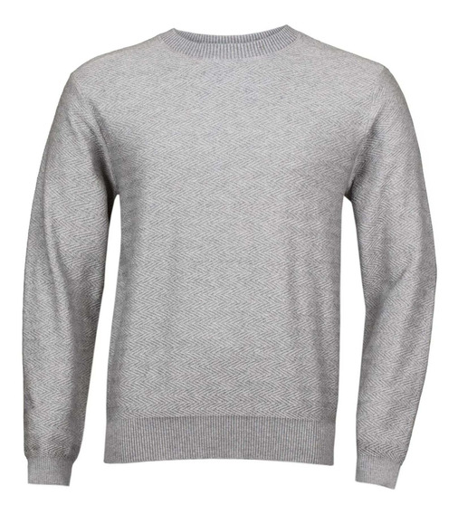 Sweater Hombre Mendoza Crew Gris Royal Robbins By Doite