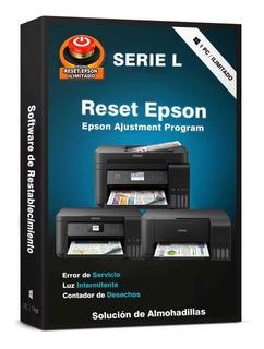Reset Epson M1120 L1110 Xp310 Xp410 Xp340 L396 L3160 L5190