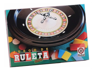Ruleta Club Juego De Ruleta Original Ruibal (5195)