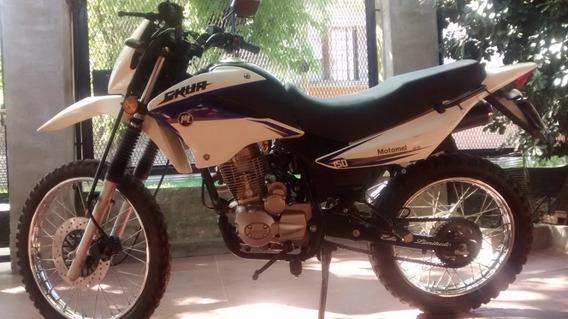 Moto Motomel Skua 150 Mod.2016