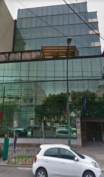 Oficinas En Renta A 2 Cuadras De Reforma Con Amplia Terraza