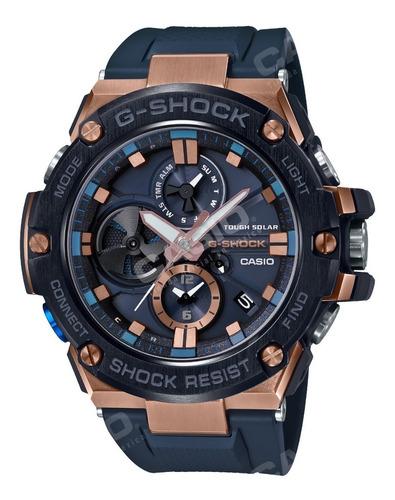 Imagen 1 de 10 de Reloj Casio G-shock G-steel Gst-b100g-2a