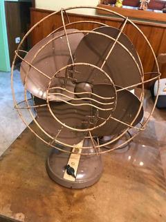 Ventilador De Mesa Antiguo Original Philips