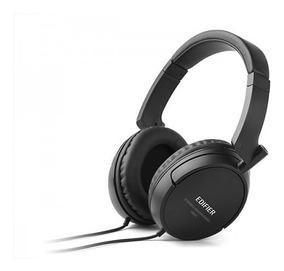 Fone Ouvido H840 Edifier Hi-fi Over-ear Profissional Preto