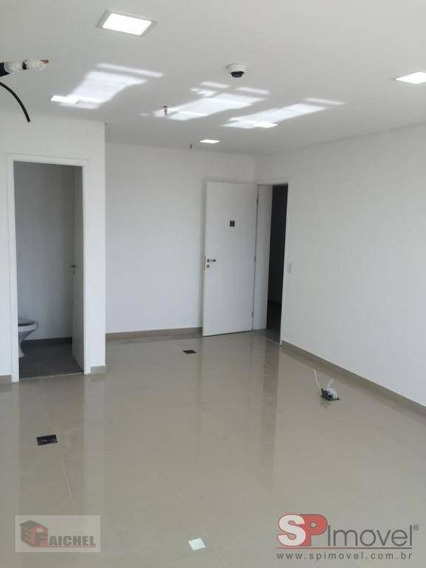 Sala Comercial Para Locação, Penha De França, São Paulo. - Sa0058