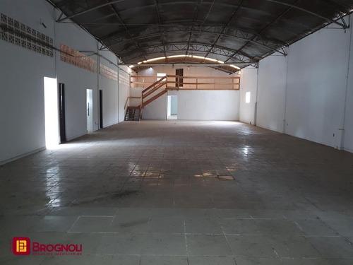 Galpao/deposito - Rocado - Ref: 38240 - V-gp17-38717