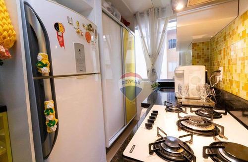 Imagem 1 de 11 de Apartamento 2 Dormitórios - Tarumã - Manaus/am - Ap0043