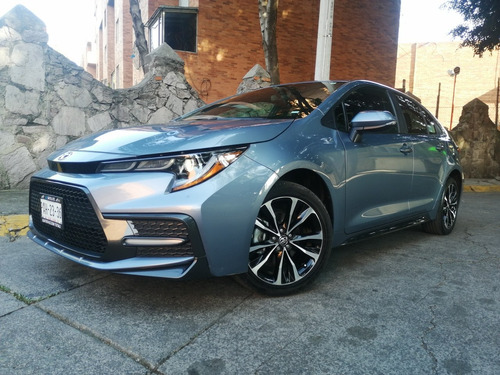 Imagen 1 de 15 de Toyota Corolla 2020 1.8 Se Cvt