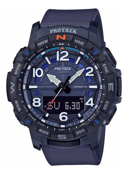 Relógio Casio Protrek Connect Prt-b50-2cr
