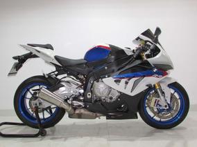 Bmw S 1000 Rr - 2013 Branca