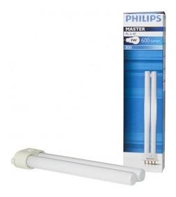 Philips Fluorescente Eletrônica Pl-s 4p 9w Branca Neutra