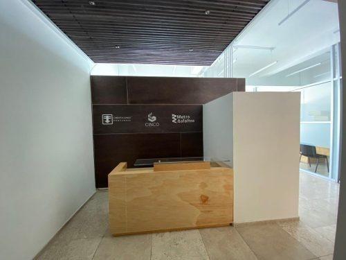 Oficina En Renta Centro De Negocios Polanco