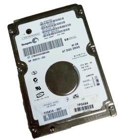 Hd 40gb Ide Seagate 4200rpm Ide Ultra Ata-100 Notebook
