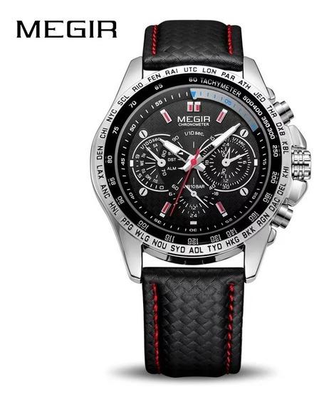 Reloj Deportivo Elegante Megir Original