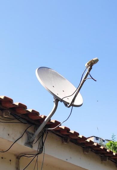 Antenas Ku 60cm C/ Lnb Dupl.