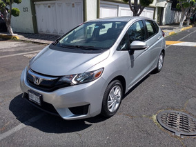 Honda Fit Fun 2015 Transmisión Manual Excelente!