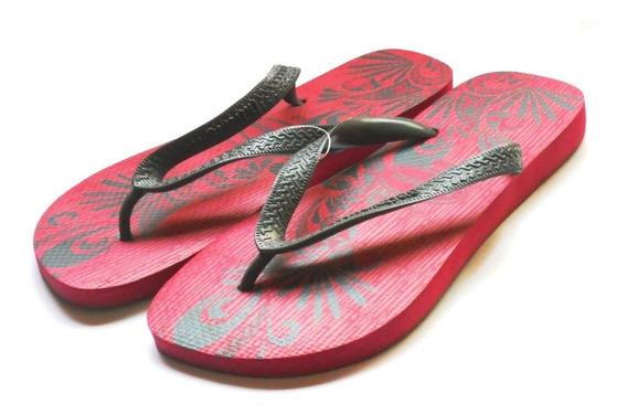 Sandalias Havaianas Para Hombre Color Vino Toda Ocasion #27
