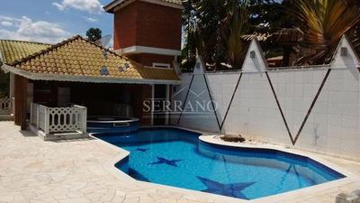 Casa Residencial À Venda, Condomínio Cachoeiras Do Imaratá, Itatiba. Permuta Por Apartamento Em Vinhedo!!! - Codigo: Ca0242 - Ca0242