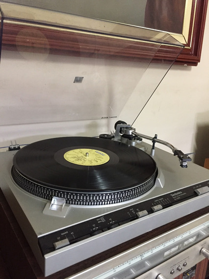 Toca Disco Technics Sl-3300 Òtimo Estado Funcionado Completo