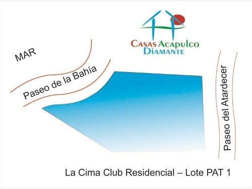 Cad La Cima Club Residencial Lote Pat 1 Vista A La Bahía