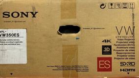Sony Vpl-vw350es 4k Sxrd Projector