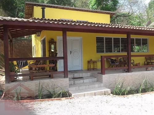 Imagem 1 de 15 de Casa Com 3 Dormitórios À Venda, 235 M² Por R$ 550.000,00 - Jardim Santa Paula - Cotia/sp - Ca0470
