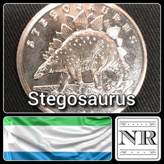 Sierra Leona - 1 Dolar - Año 2006 - Stegosaurus - Km # 308