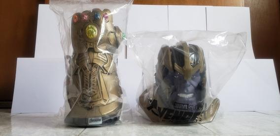 Combo Palomeras Cinemex Avengers End Game Thanos Guantelete