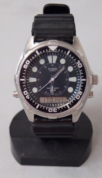 Relógio De Pulso Casio Aq600w