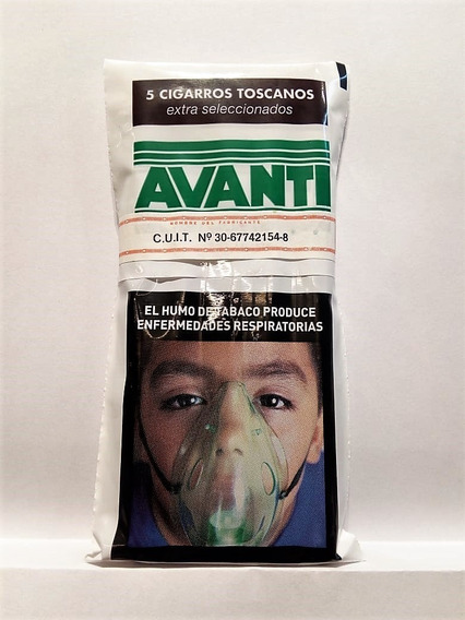 Avanti Extra Toscano (pack De 5 Unidades)