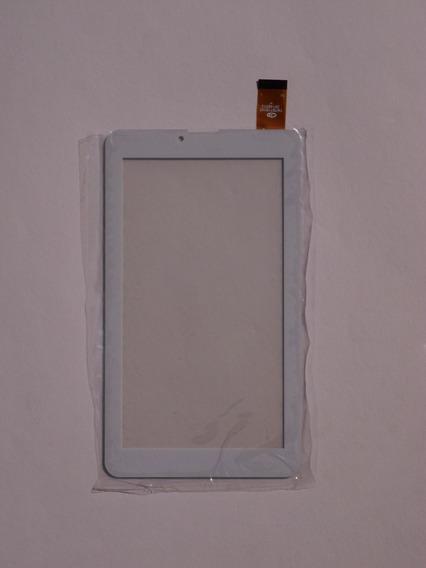 Tela Touch Tablet Dl Socialphone 700 Tx 316 Branco