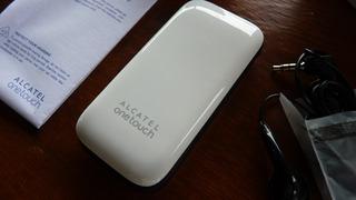 Celular Alcatel De Flip - Branco