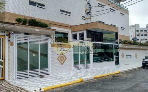 Imagem 1 de 30 de Apartamento Com 1 Dorm, Caiçara, Praia Grande - R$ 202 Mil, Cod: 1839 - V1839