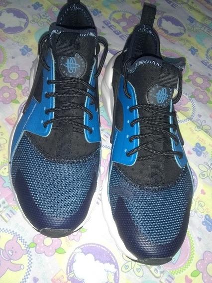 Zapatos Nike Huarache Para Caballeros Talla 41, Usados