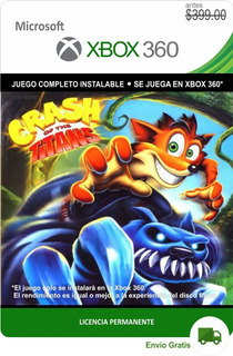 Crash Of The Titans Xbox 360 * Envío Gratis