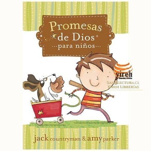 Imagen 1 de 1 de Promesas De Dios Para Niños