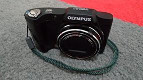 Câmera Digital Olympus Sz-12 14mp Com Zoom De Grande Angular