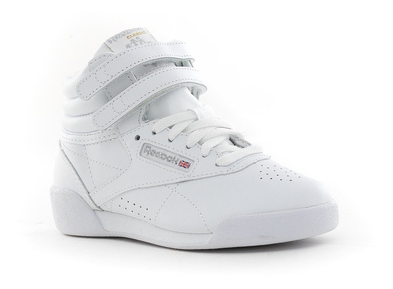 Botas Freestyle High Reebok Team Sport Tienda Oficial