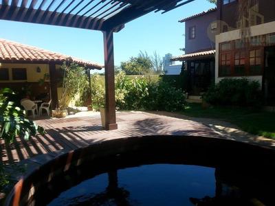 Casa Com 4 Dormitórios À Venda, 400 M² Por R$ 1.700.000 - Morada Das Garças - Macaé/rj - Ca0100