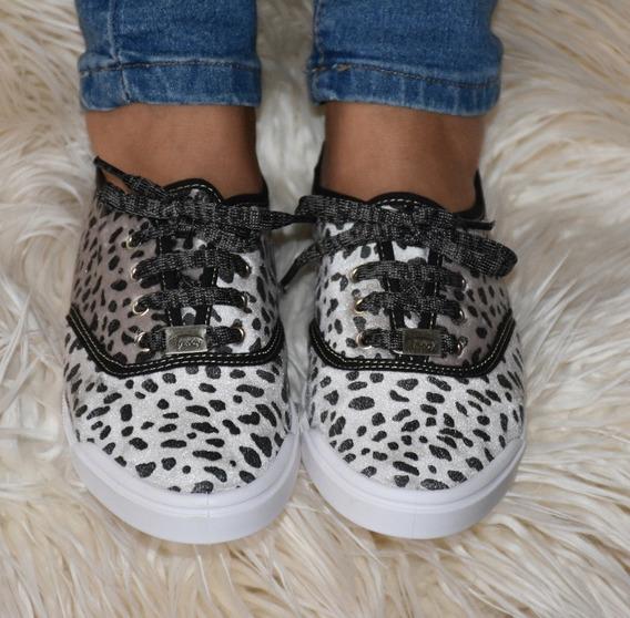 Zapatillas Chatitas Trendy Original Gamuza Mujer