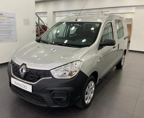 Renault Kangoo 2 Confort 5a 1.5 Diesel Patentada 2021 (juan)
