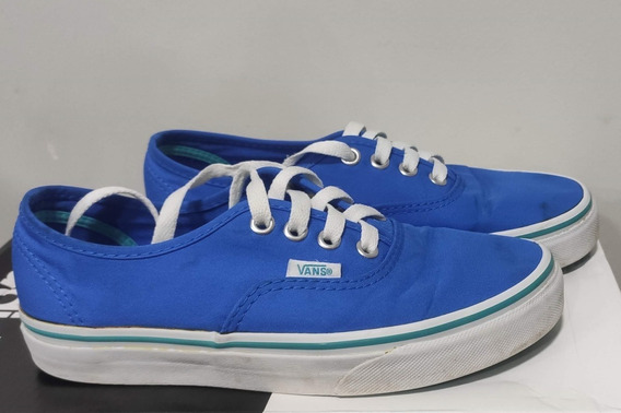 Tênis Vans Original Azul