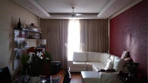 Apartamento À Venda, 111 M² Por R$ 750.000,00 - Icaraí - Niterói/rj - Ap40555
