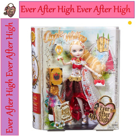 Ever After High Apple Whitte Dia Do Legado Legacy Cod. Ouro