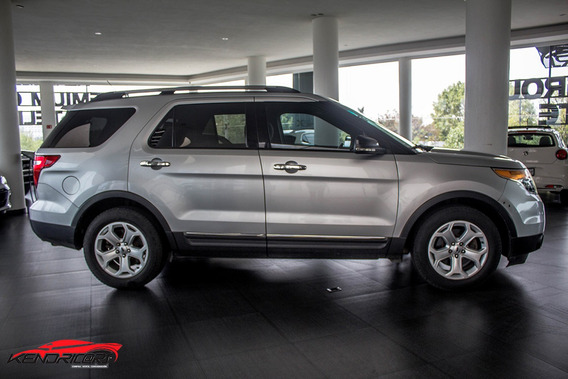 Ford Explorer 2012 4 Xlt V6 Tela Base 4x2