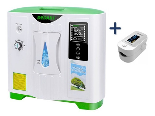 Concentrador De Oxigeno + Oximetro