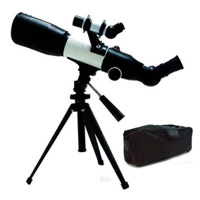 Telescópio Profissional Astronômico Refletor Tripé 350x60mm