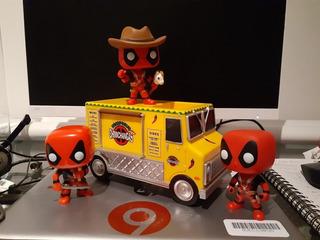 Deadpool | Coleccion Funko | 100% Originales | Marvel
